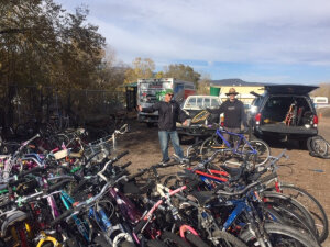 The Bike Pile, Carbondale Community Bike Project